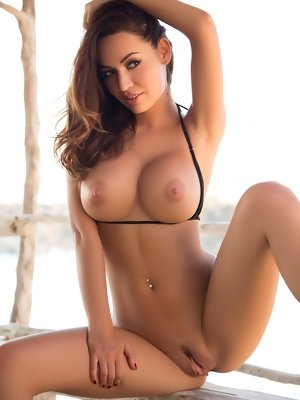 Hottest nude models